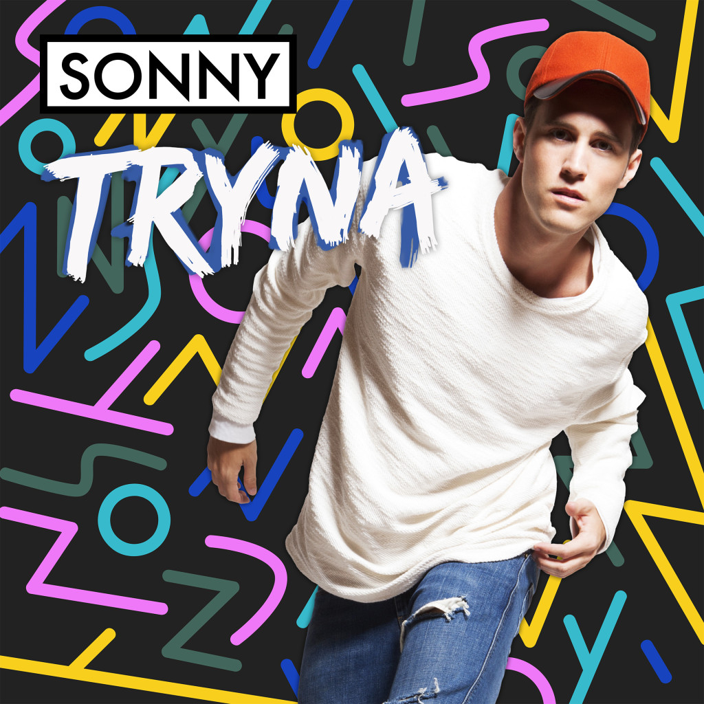 SONNY - Tryna (Artwork)